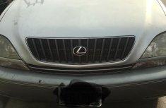 Lexus RX 2000 Silver for sale