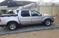 Archive: Ford Explorer 2005 Silver for sale