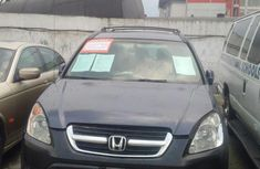 Honda CR-V 2005 Blue for sale