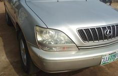 Lexus RX 2002 Silver for sale