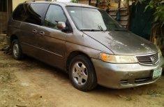 Honda Odyssey 2002 Gray for sale