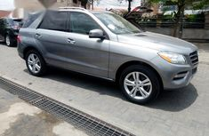 Mercedes-Benz ML350 2013 Gray for sale