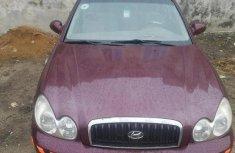 Hyundai Sonata 2005 2.7 V6 GLS H-Matic Red