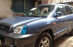 Hyundai Santa Fe 2003 3.5 Blue for sale