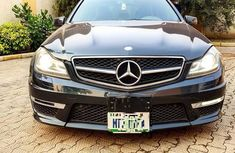 Mercedes-Benz C63 2010 Black for sale