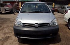 Toyota Echo Automatic 2003 Silver for sale