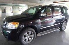 Nissan Armada 2012 Black for sale