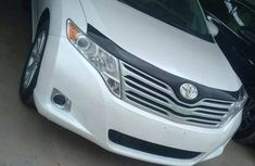 Toyota Venza 2011 AWD White for sale