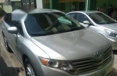 Toyota Venza 2014 Silver for sale