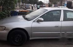 Honda Accord 2000 Silver for sale