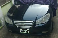Hyundai Elantra 2006 Black for sale