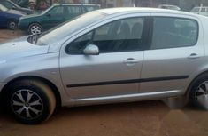 Peugeot 307 2003 Silver for sale