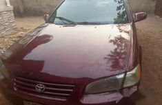 Toyota Camry Automatic 1999 Red for sale