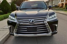 2017 Lexus LX Automatic Petrol for sale