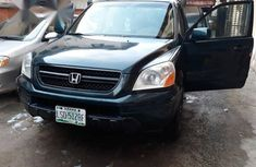 Honda Pilot 2004 EX-L 4x4 (3.5L 6cyl 5A) Green for sale