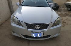 Lexus IS 250 AWD 2006 Silver for sale