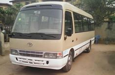 Toyota Coaster 2014 Brown for sale