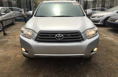 Toyota highlander 2010 buy and drive
