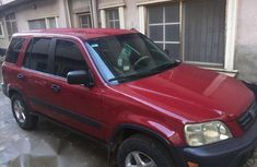 Honda CR-V 1998 2.0 4WD Automatic Red for sale