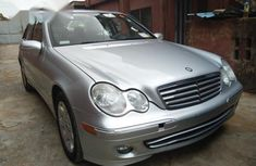 Mercedes-Benz C280 2006 Silver for sale