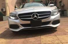 2016 Mercedes-benz C300 2016 Silver for sale