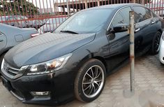 Used Honda Accord 2014 Black for sale