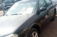 Nissan Maxima 2000 QX Automatic Black for sale