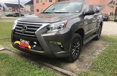 Super Clean Nigerian Used Lexus GX460 2014 Gray for sale