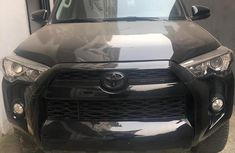 Toyota 4-Runner 2016 Black for sale