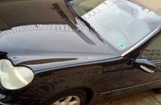 Mercedes-Benz C320 2003 Black for sale