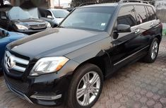 Mercedes-Benz GLK-Class GLK350 4dr 2014 Black for sale