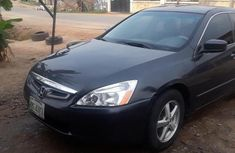 Honda Accord 2005 Automatic Gray for sale