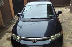 Honda Civic 2007 1.8 Blue for sale