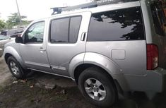 Nissan Pathfinder 2006 Silver for sale