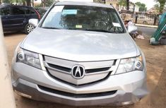 Acura MDX 2008 SUV 4DR AWD (3.7 6cyl 5A) Silver for sale