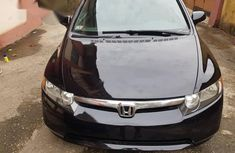 Honda Civic 2007 1.8 Black for sale