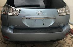 Lexus RX 330 2006 Blue for sale