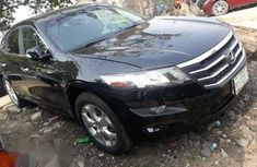 Honda Accord CrossTour EX-L 2011 Black for  sale