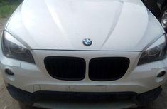 BMW X1 2014 White for sale