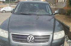 Volkswagen Touareg 2004 3.2 V6 Automatic Green for sale