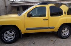 Nissan Xterra 2005 Yellow for sale