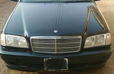 Mercedes-Benz C230 2000 Black for sale