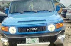 Toyota FJ Cruiser 2008 Blue for sale