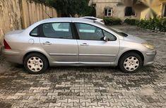 Peugeot 307 2007 Silver for sale