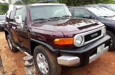 Toyota FJ Cruiser 2007 Brown for sale