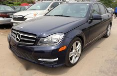 Mercedes-benz C-class C300 2011 Blue for sale