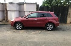 Acura RDX 2007 Automatic Tech Package Red for sale
