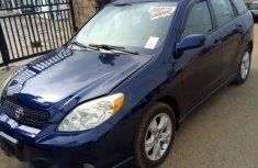 Toyota Matrix 2008 Blue for sale