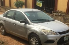 Ford Focus 2009 Silver for sale