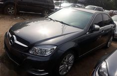 Foreign Used Mercedes Benz C300 2007 Gray for sale